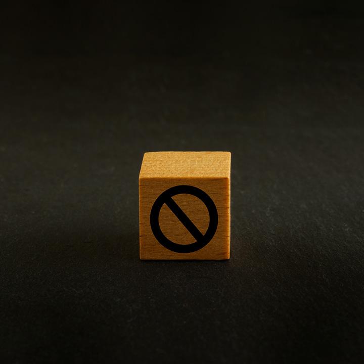 禁止事項について